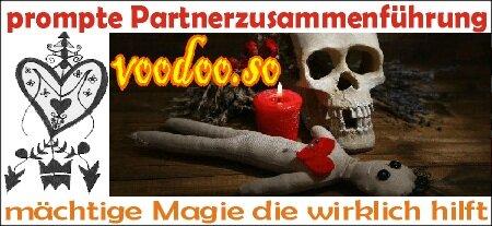 prompte Partnerzusammenführungen | Voodoo Magie die wirklich hilft